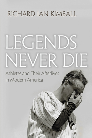 Cover for the book: Legends Never Die