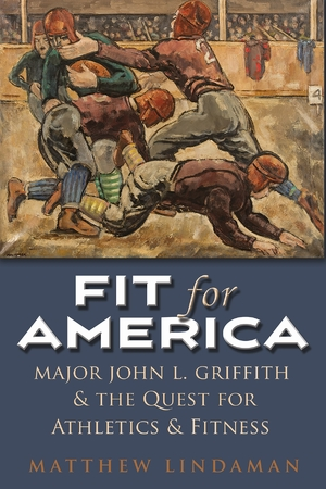 Cover for the book: Fit for America
