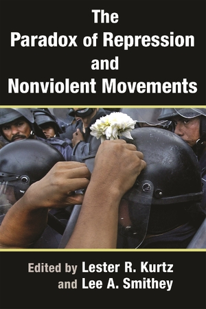 Cover for the book: Paradox of Repression and Nonviolent Movements, The