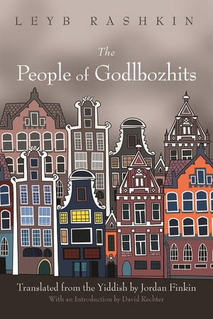 Cover for the book: People of Godlbozhits, The