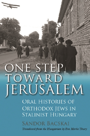 Cover for the book: One Step Toward Jerusalem