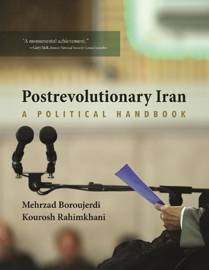 Cover for the book: Postrevolutionary Iran