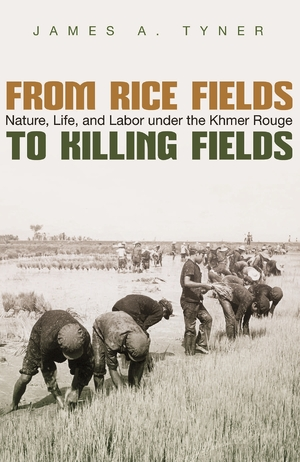 Cover for the book: From Rice Fields to Killing Fields