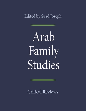 Cover for the book: Arab Family Studies