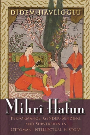 Cover for the book: Mihrî Hatun