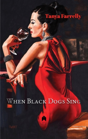 Cover for the book: When Black Dogs Sing