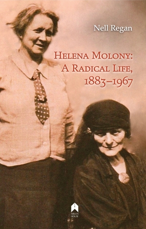 Cover for the book: Helena Molony