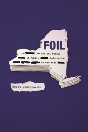 Cover for the book: FOIL