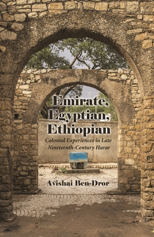 Cover for the book: Emirate, Egyptian, Ethiopian