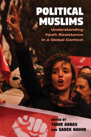 Cover for the book: Political Muslims