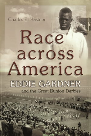 Cover for the book: Race across America