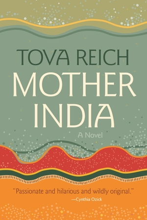 Cover for the book: Mother India