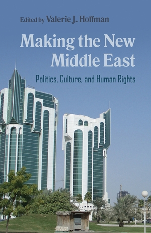 Cover for the book: Making the New Middle East