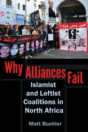 Cover for the book: Why Alliances Fail