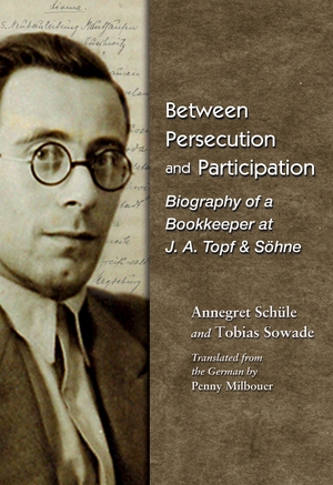 Cover for the book: Between Persecution and Participation