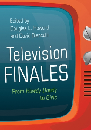 Cover for the book: Television Finales