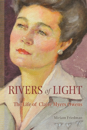 Cover for the book: Rivers of Light