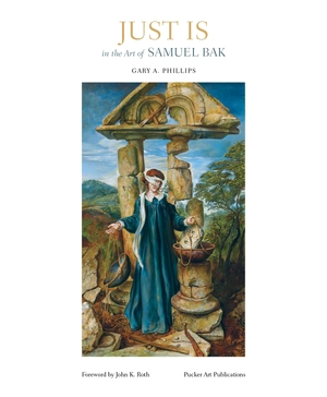 Cover for the book: Just Is in the Art of Samuel Bak