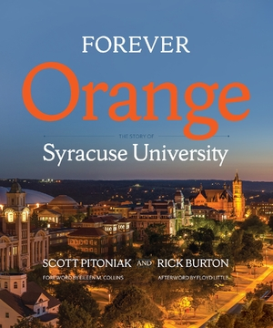 Cover for the book: Forever Orange