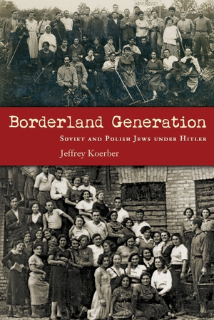 Cover for the book: Borderland Generation