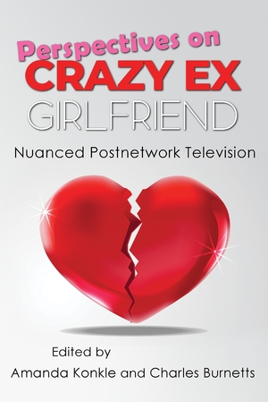 Cover for the book: Perspectives on Crazy Ex-Girlfriend