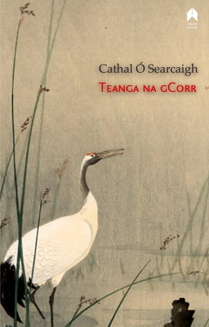 Cover for the book: Teanga na gCorr