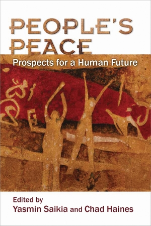 Cover for the book: People's Peace