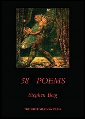 Cover for the book: 58 Poems