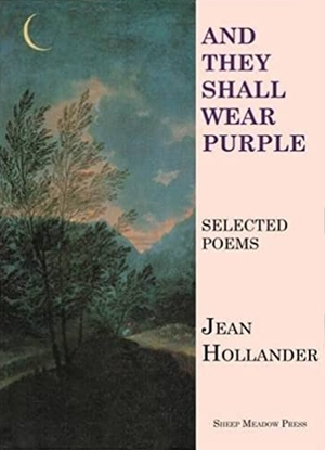 Cover for the book: And They Shall Wear Purple