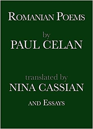 Cover for the book: Romanian Poems
