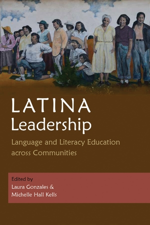 Cover for the book: Latina Leadership