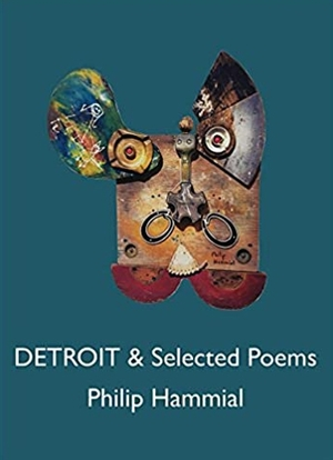 Cover for the book: Detroit and Selected Poems