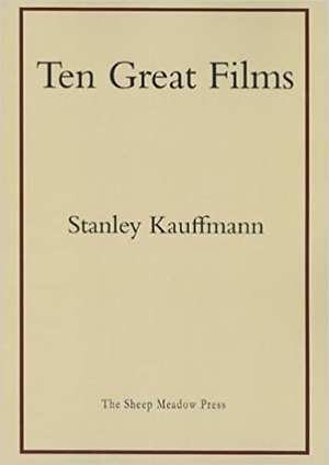 Cover for the book: Ten Great Films