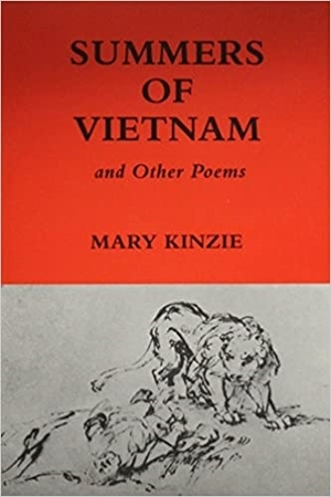 Cover for the book: Summers of Vietnam and Other Poems