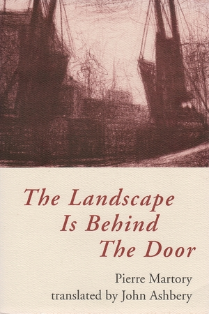 Cover for the book: Landscape is Behind the Door, The