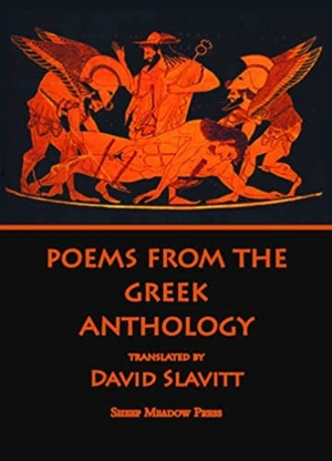Cover for the book: Poems from the Greek Anthology