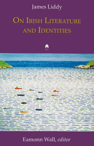 Cover for the book: On Irish Literature and Identities