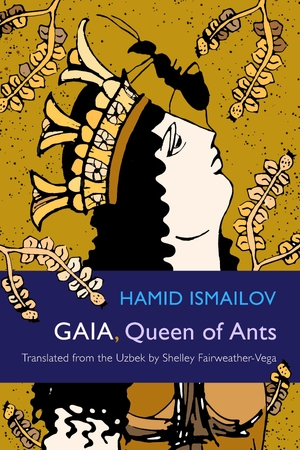 Cover for the book: Gaia, Queen of Ants