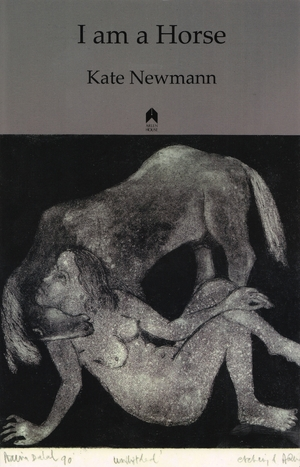 Cover for the book: I am a Horse