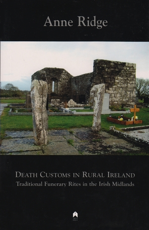 Cover for the book: Death Customs in Rural Ireland