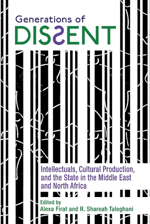 Cover for the book: Generations of Dissent