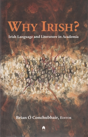Cover for the book: Why Irish?