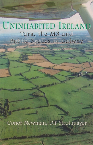 Cover for the book: Uninhabited Ireland