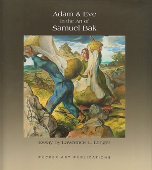 Cover for the book: Adam and Eve in the Art of Samuel Bak