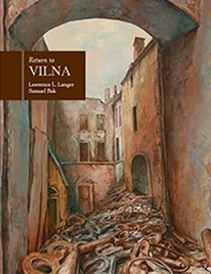 Cover for the book: Return to Vilna