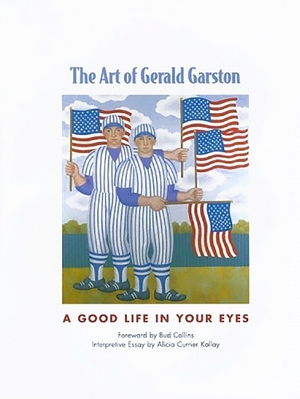 Cover for the book: Art of Gerald Garston, The