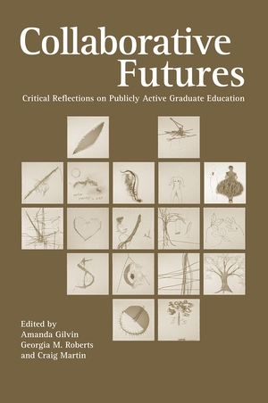 Cover for the book: Collaborative Futures