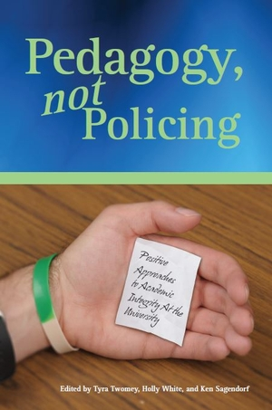 Cover for the book: Pedagogy, not Policing