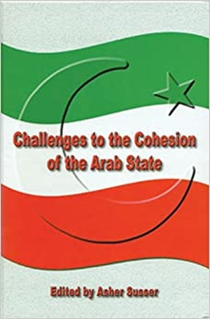 Cover for the book: Challenges to the Cohesion of the Arab State