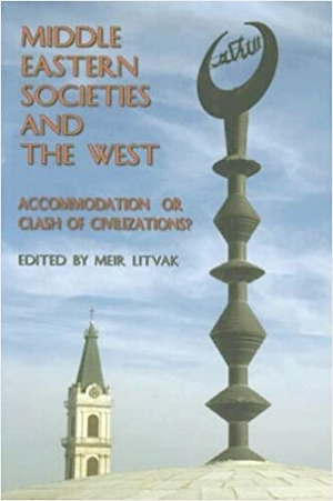 Cover for the book: Middle Eastern Societies and the West